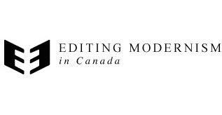 Logo of Editing Modernism in Canada